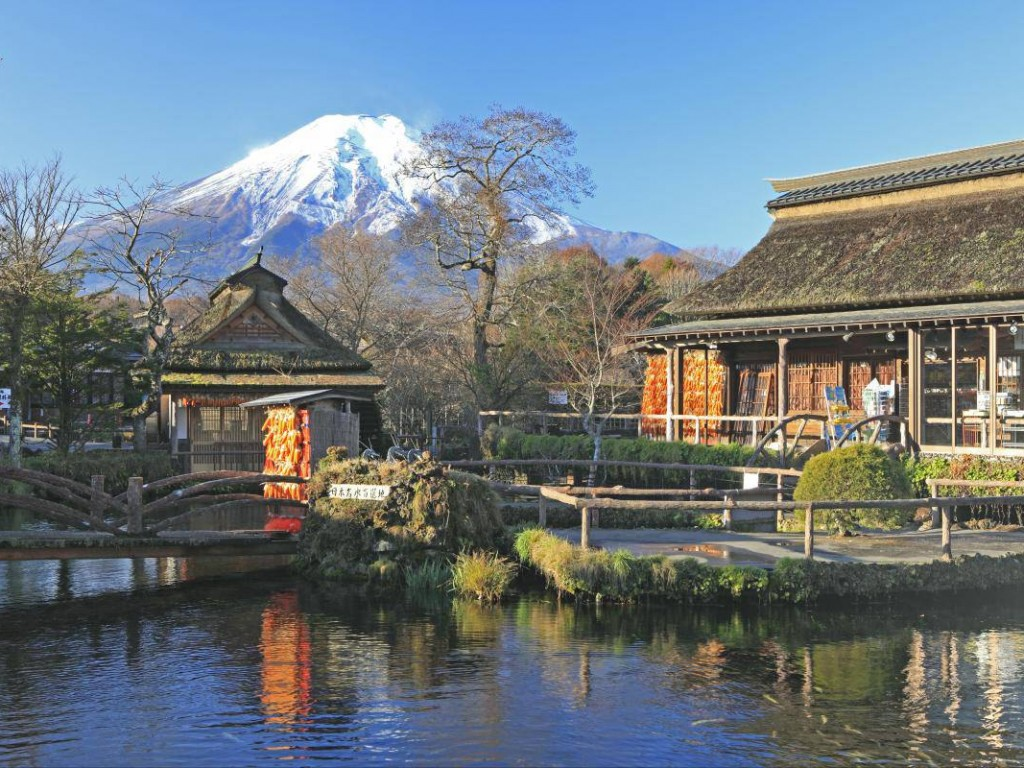 Fuji Takayama Shirakawago 3 Days Tour Packages 1